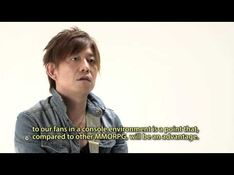 FINAL FANTASY XIV: A Realm Reborn with Director Producer Naoki Yoshida