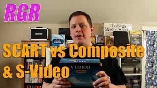 RGR SCART Vs Composite S Video VideoMp4Mp3.Com