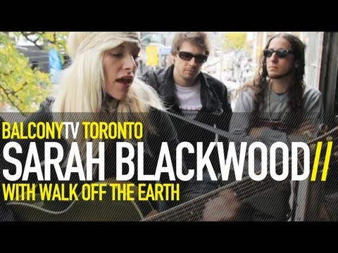 SARAH BLACKWOOD - WAIT IT OUT (acoustic)