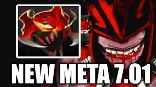 MADNESS BLOODSEEKER NEW META 7.01 NOTAIL DOTA 2