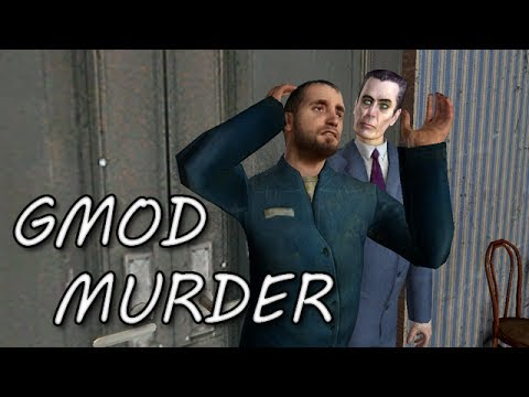 SPOOKY MANSION MURDER! (Garry's Mod Murder)