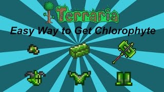 Terraria Gameplay Part 26 - How To Make Turtle Armor ...