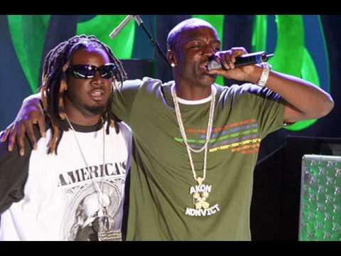 Akon feat Sweet Rush  Troublemaker