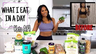 WHAT I EAT ON THE KETOGENIC DIET- I'VE LOST 28 POUNDS!!