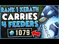#1 XERATH WORLD ULTIMATE TEST OF SKILL! CAN HE 1V9 THIS GAME?!? - League of Legends