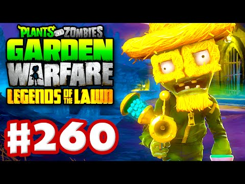 Plants vs. Zombies: Garden Warfare - Gameplay Walkthrough Part 260 - Farmer Solider!