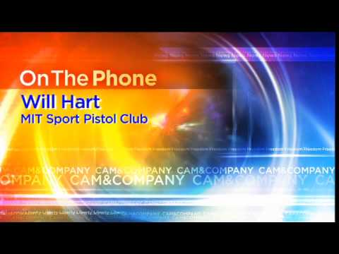 Will Hart - Coach of the Massachusetts Institute of Technology Sport Pistol Club