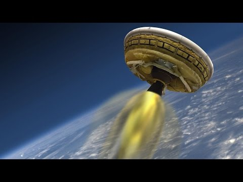 NASA's laser-powered spacecraft will fly to Mars in 72 hours - Mars exploration compilation