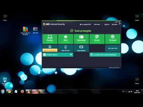 AVG Internet Security v90800 Build 2779 ML (Espaol