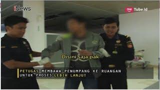 Petugas Bandara Lombok Gagalkan Penyelundupan Sabu 1,5 Kg Part 02 - Indonesia Border 01/12