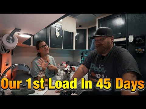 OUR 1ST LOAD IN 45 DAYS | We Are Back On The Road