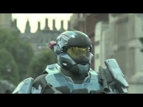Halo Reach: REAL LIFE JETPACK