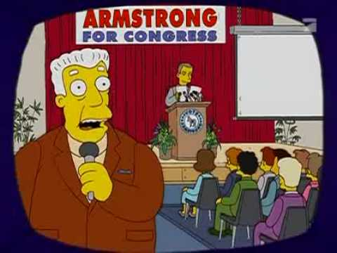 Kent Brockman PENIS Video