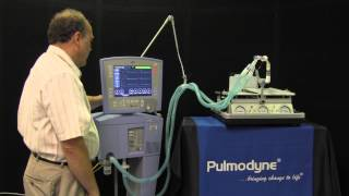 CareFusion LTV 1000 Part 1:  Beginning of the PM
