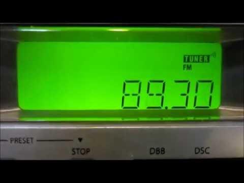 Sporadic E: BBC Radio 2 89,3MHz received in Finland, Haapavesi