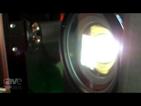 ISE 2015: Vivitek Previews the LU8000 Laser Projector