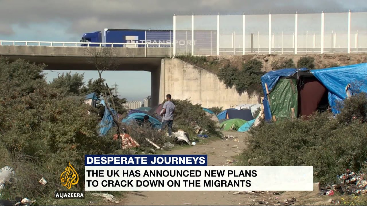 Another 1,700 migrants attempt to storm Eurotunnel