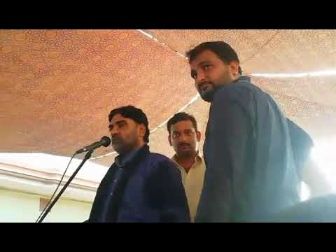 Zakir Syed Babar Ali Zaigham Majlis Aza 15 Muharram 2019 Burywala Qaseeda Bibi Khadija a.s