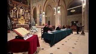 IV Synod Archidiecezji Łódzkiej (2018)- pierwsze obrady
