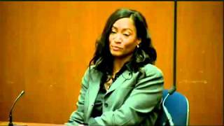 Conrad Murray Trial - Day 3, September 29, 2011 - Kai Chase (2 of 5)