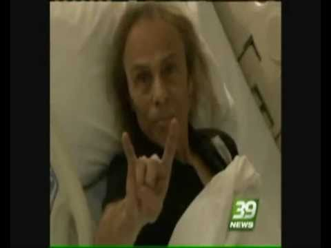 Ronnie James Dio - Very Sad Video RIP [Tribute]
