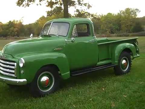 232166426586 further 2 also Watch additionally Watch moreover Watch. on 1953 gmc pickup truck