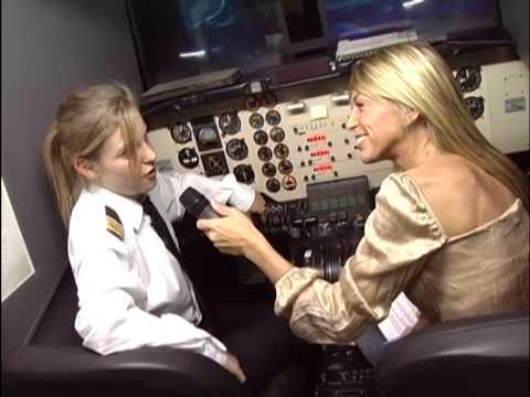Sonia Arenas. Mujeres Piloto ( 1ª Parte )