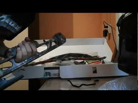 UNBOXING - CROSSBOW JAGUAR 175LBS HD