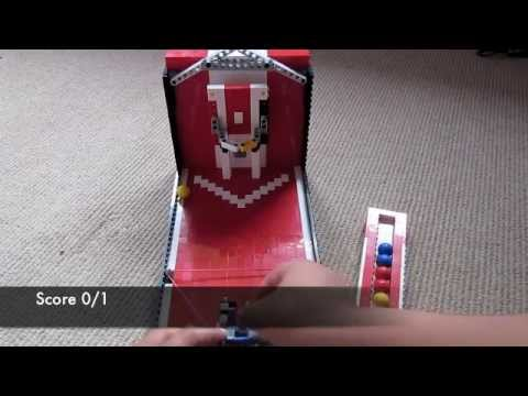 Lego Basketball Machine V1