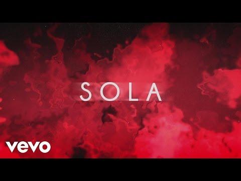 Becky G Sola (Lyric Video) music videos 2016
