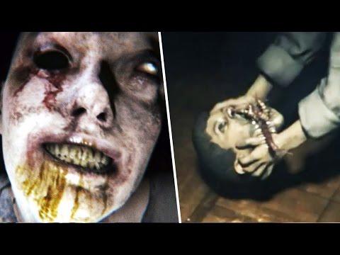 Silent Hills - TGS 2014 Trailer (PS4) (HD)