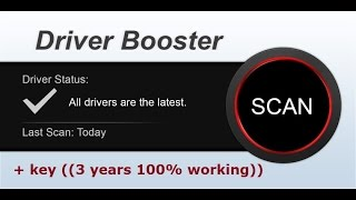 Download Dirver Booster PRO + Key ((100% Working