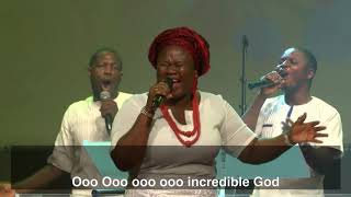 Oluchi Uguru - 'Incredible God'