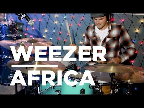 Weezer - Africa | Drum Cover | Rick Franceschi