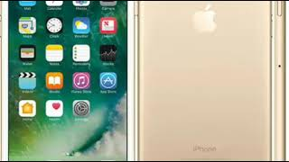 Iphone 7 and let me love you ringtone