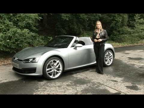 Fifth Gear Web TV Edition 5 - Volkswagen BlueSport