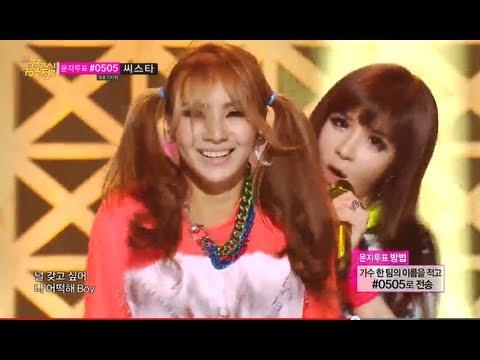 [Comeback Stage] 2NE1 - Falling In Love, 투애니원 - 폴링 인 러브, Music Core 20130713