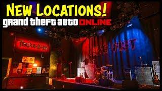 GTA 5 Online NEW LOCATIONS! Tequi-la-la Nightclub, Michael's Mansion & More! (New Adversary Mode)
