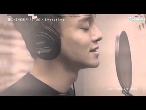 CHEN (첸) ft. Punch(펀치) - Everytime [DOTS OST 2] Sub Español - Han - Rom [MV]