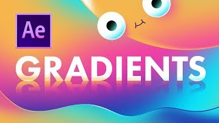 Easy Gradients in After Effects - Animation Tutorial