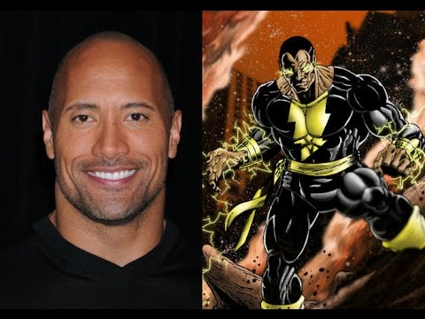 AMC Movie Talk - The Rock Is Officially Black Adam!