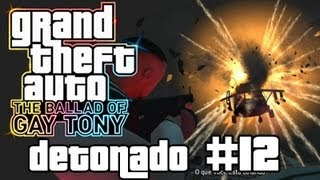 Esquadrão do Comandante Rabilton - GTA 4 TBoGT / Walkthrough (Xbox 360/PS3/PC) - Parte 12