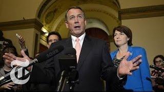 Government Shutdown 2013: Boehner Calls for 'Basic Fairness'  10/1/13