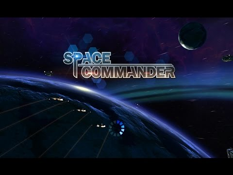 Space Commander - Android Gameplay