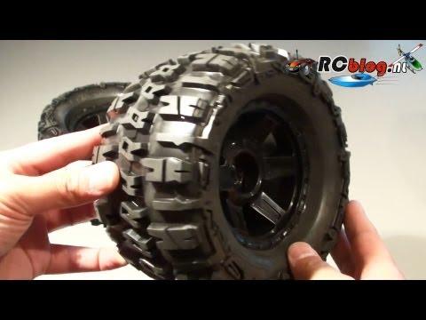 Pro-Line Racing banden roundup video review (NL)