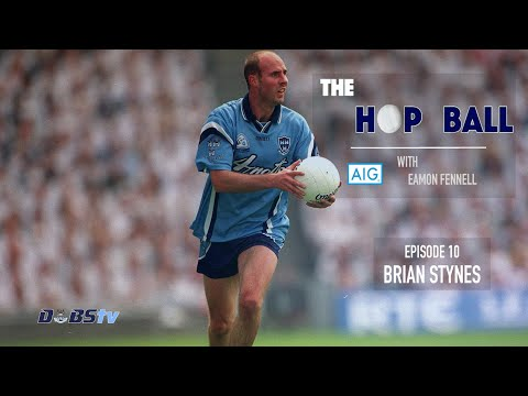 The Hop Ball Episode 10-Brian Stynes