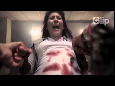 Cảnh kinh dị đến phát ói của phim V/H/S/ 2 | movie