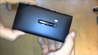 UNBOXING Nokia N9 HD