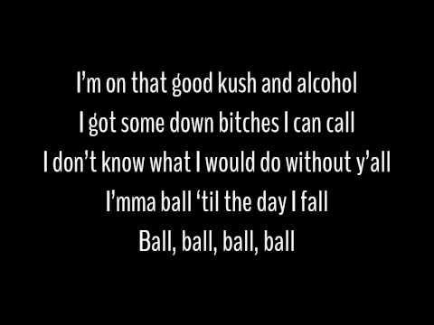 Lil Wayne Ft. Future & Drake - Love Me Lyrics video