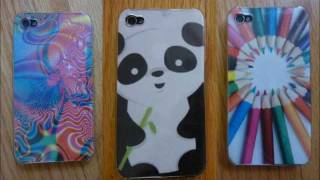 DIY Interchangeable Phone Cases